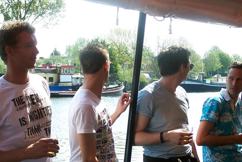 Boot huren boottocht Haarlem