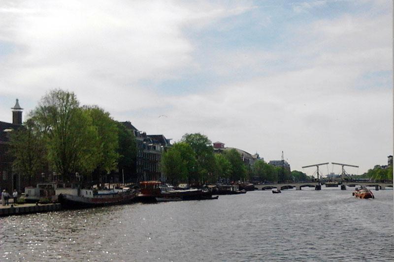 boottocht rondvaart amsterdam amstel magere brug