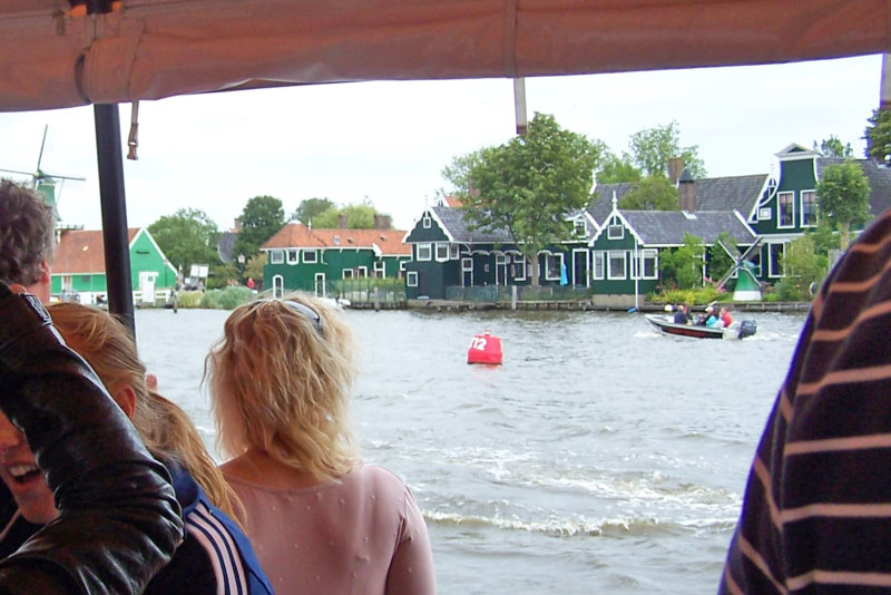 boottocht rondvaart amsterdam zaandam