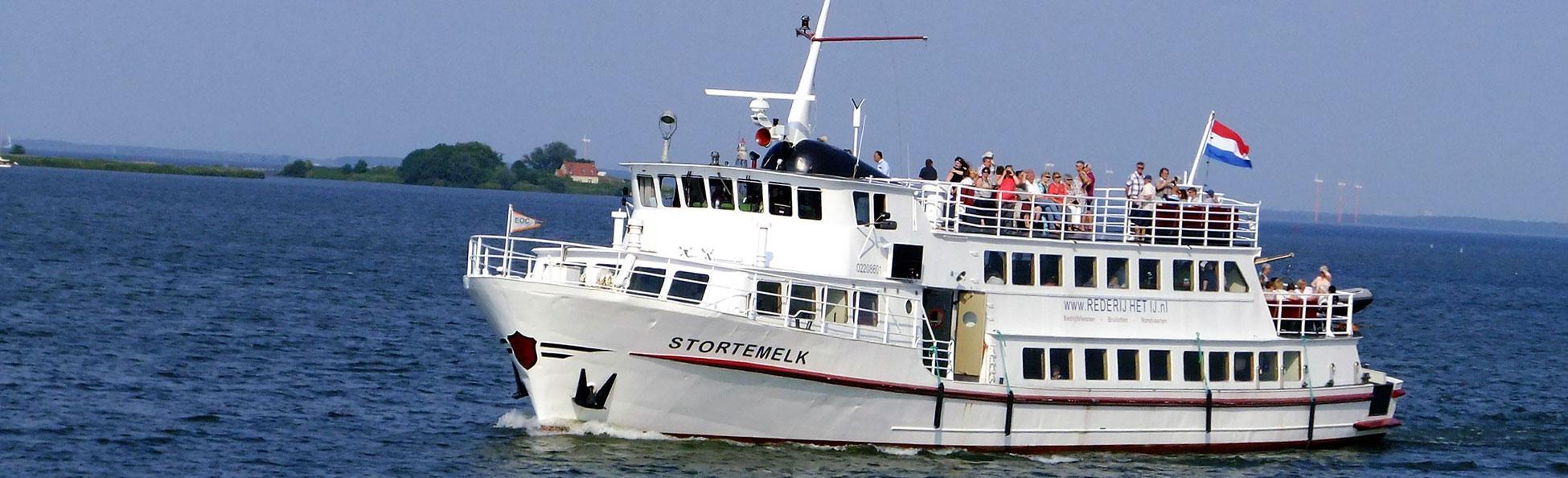 minicruise boottocht amsterdam rederij het ij