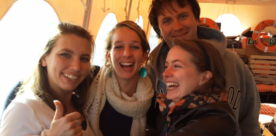 offerte aanvragen boot huren rederij het ij amsterdam