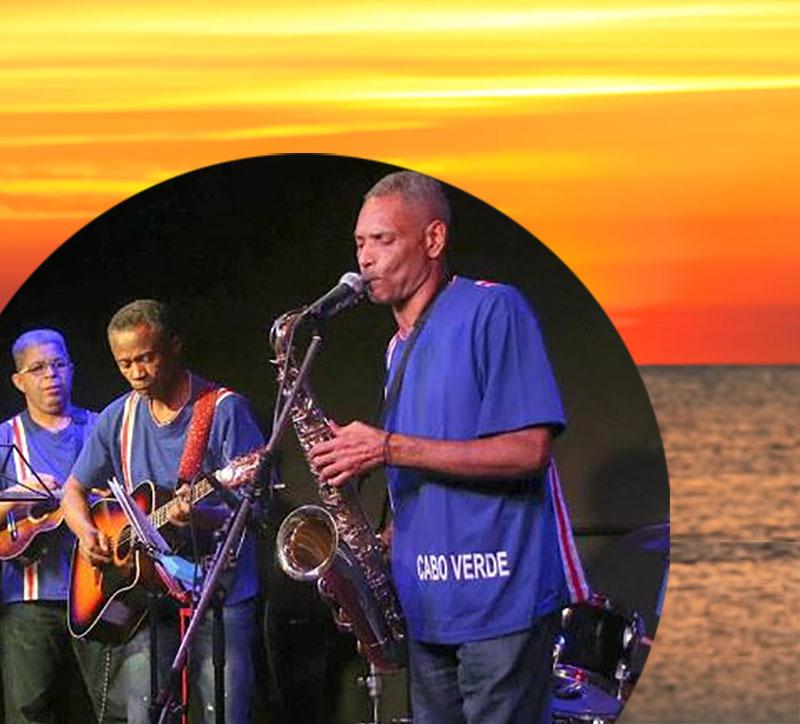 Summer Cruise met Kaapverdische live-band