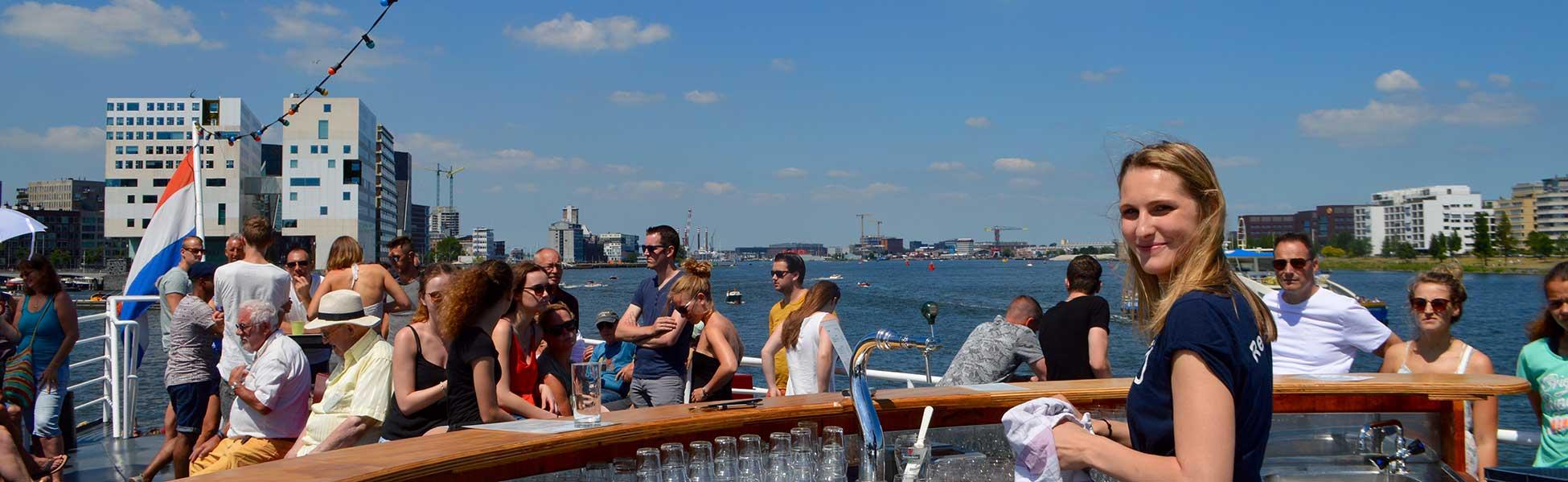 boot huren amsterdam rederij het ij