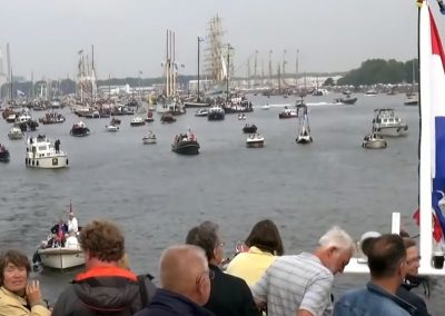 boot-huren-sail-intocht