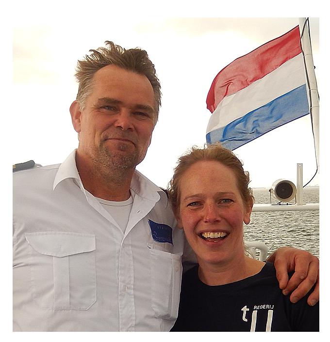 Contact met Rederij het IJ Amsterdam