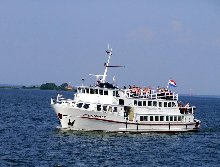 Boot huren Stortemelk Amsterdam